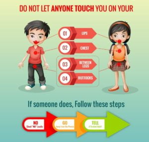 safety rules in school