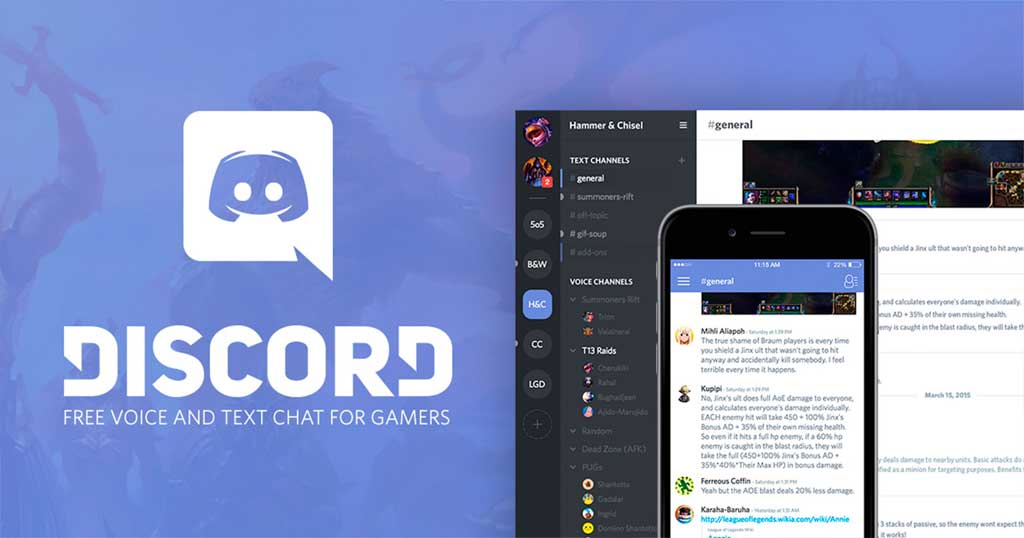 Discord Best Messaging App