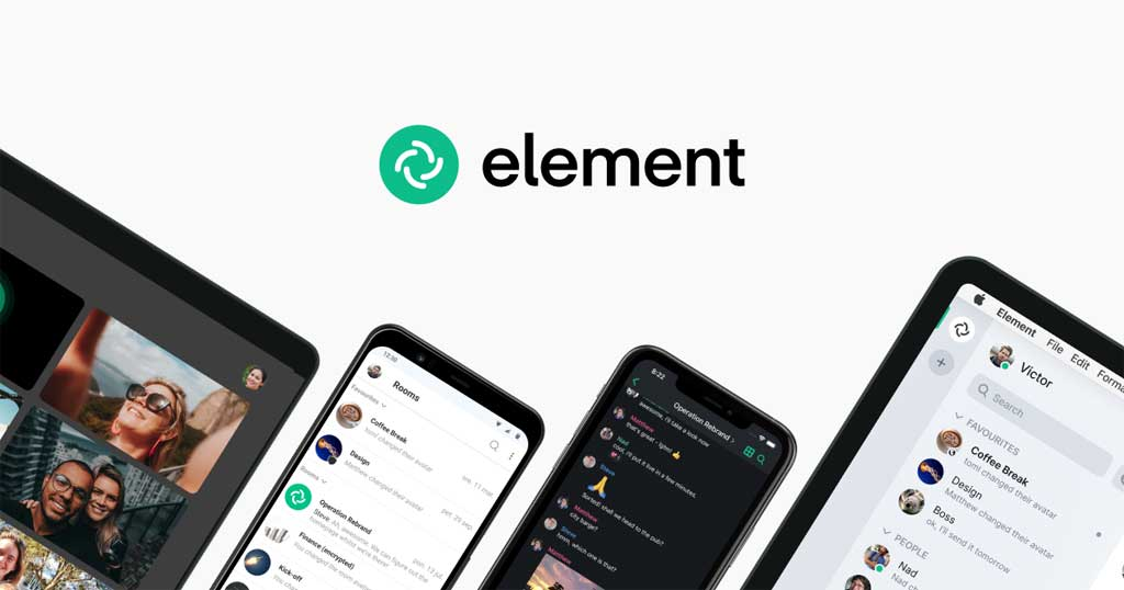 Element Messaging App
