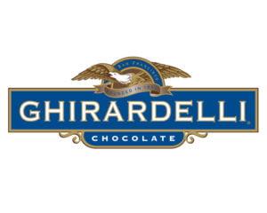 Ghirardelli Chocolate Brand Company Logo