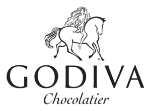 Godiva Chocolatier Chocolate Brand Company Logo