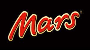 Mars Chocolate Brand Company Logo