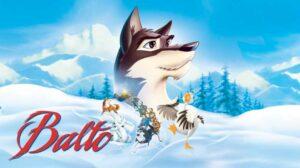 Dog Film on Netflix - Balto (1995)