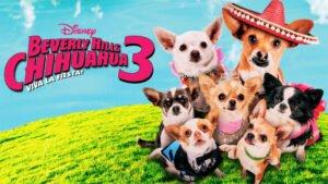 Dog Film on Netflix - Beverly Hill Chihuahua: Viva La Fiesta! (2012)