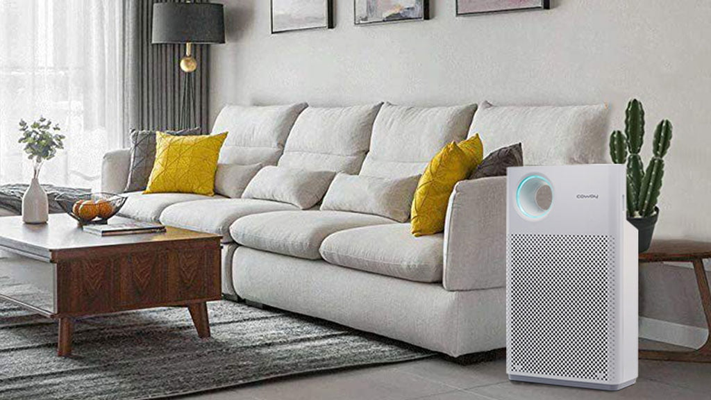 Best low price air purifier - Coway Air Mega 200