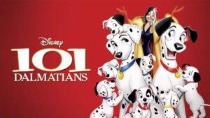 Dog Movie on Netflix - 101 Dalmatians (1996)