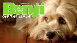 Dog Film on Netflix - Benji Off The Leash (2004)