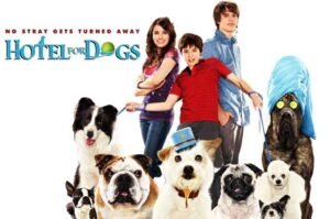 Dog Movie on Netflix - Hotel For Dogs (2009)