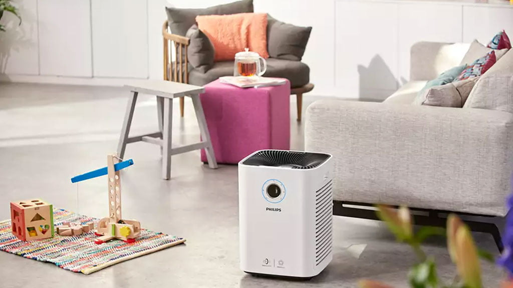 True hepa air purifier - Philips Series 5000i Air Purifier