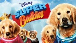 Dog Movie on Netflix - Super Buddies (2013)
